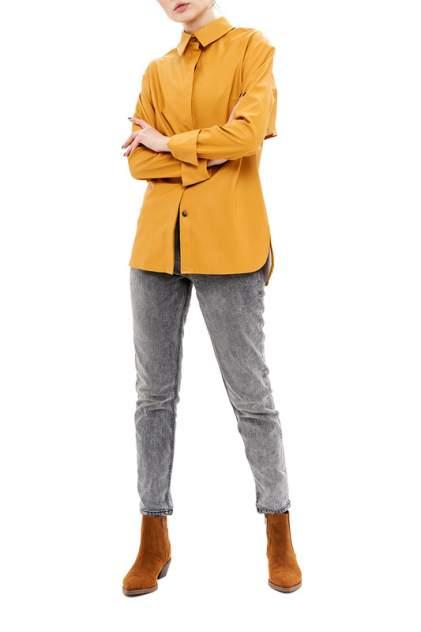 Женская рубашка 37THAVENUE 480AV, желтый