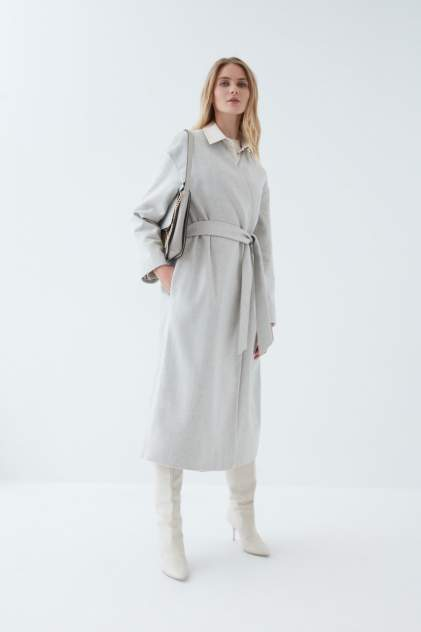 Женское пальто ZARINA 1123460140, серый