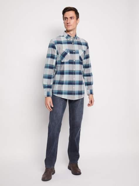 Рубашка мужская Zolla 011342191071, зеленый