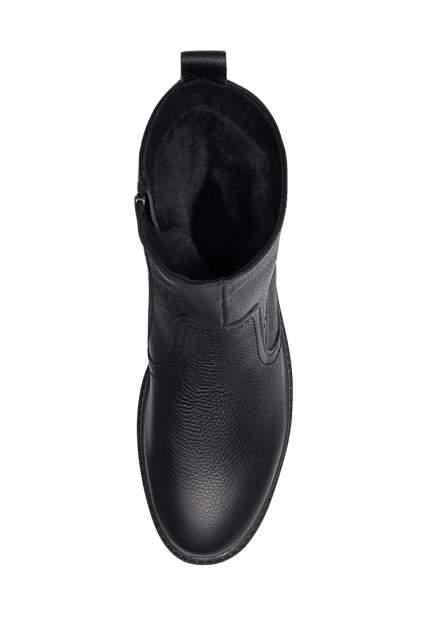 Полусапоги мужские Alessio Nesca G821-5258 черные 43 RU