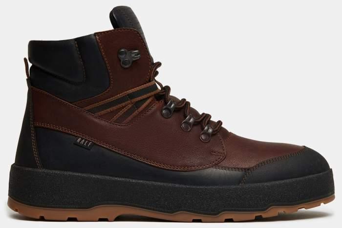 Ботинки мужские Ralf Ringer 101203 коричневые 42 RU