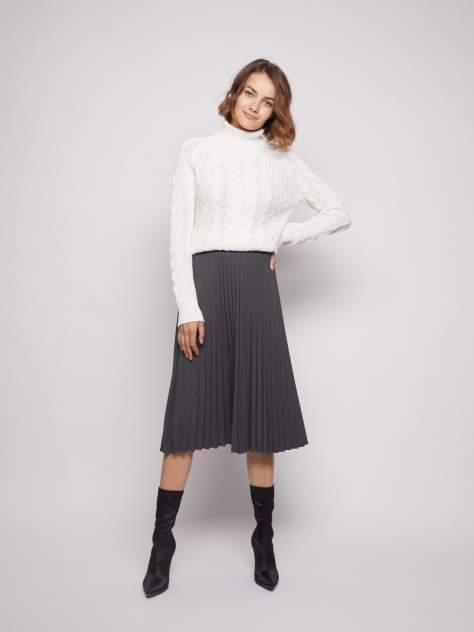 Женская юбка Zolla 021347808031, серый