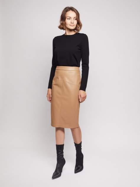 Женская юбка Zolla 021347877013, бежевый