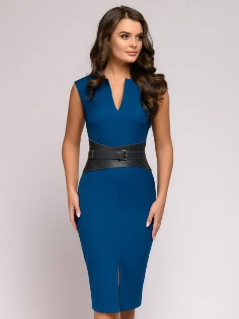 Женское платье 1001dress 0112001-01770PK, синий