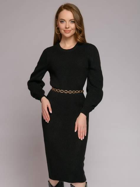 Женское платье 1001dress 0112001-01775BK, черный