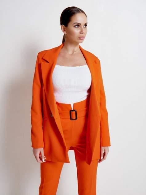 Костюм женский DAZZLE STYLE Шелтон оранжевый 42