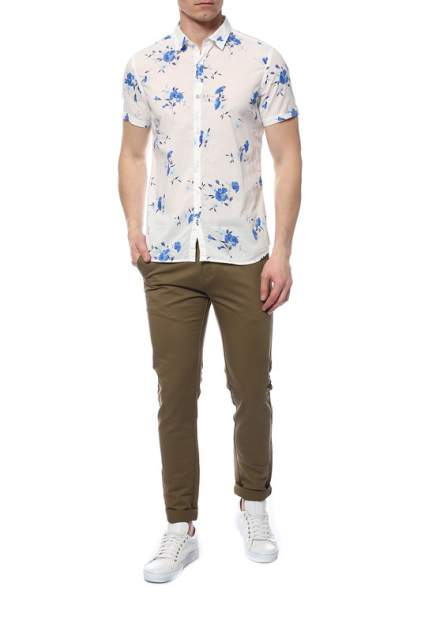 Рубашка мужская Guess by Marciano 32M453-4352Y-0075-0 белая L