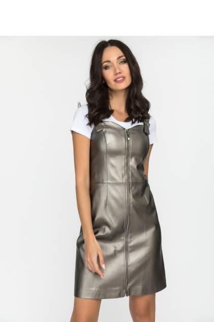 Женское платье Gloss 26341(06), коричневый