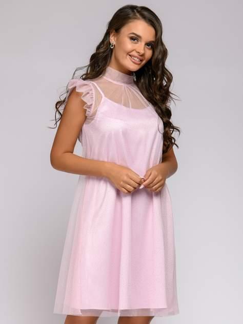 Женское платье 1001dress 0112001-01918PK, розовый