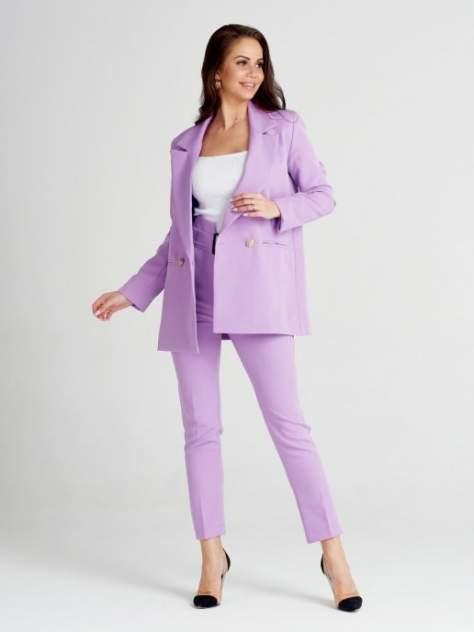 Костюм женский DAZZLE STYLE Шелтон фиолетовый 46