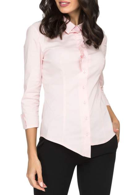 Рубашка женская Gloss 26126(13) розовая 38