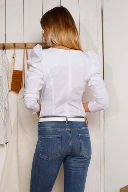 Блуза женская AVEMOD AV 961 белая 42