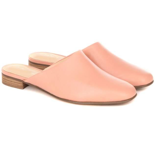 Шлепанцы Clarks Pure Blush, розовый