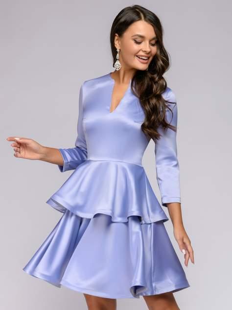 Женское платье 1001dress 0122001-00423BB, голубой
