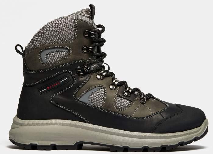 Мужские ботинки Ralf Ringer 137202, черный
