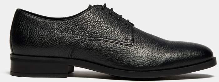 Туфли мужские Ralf Ringer 140101, черный