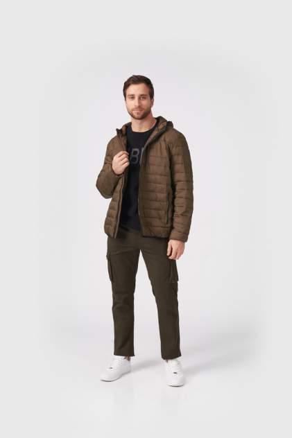 Куртка мужская Modis M202M00011O540M03 зеленая 50