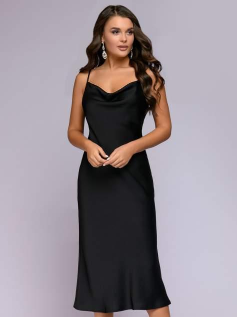 Женское платье 1001dress 0122001-01614BK, черный