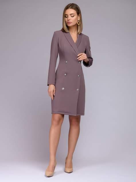 Женское платье 1001dress 0122001-01694BG, бежевый
