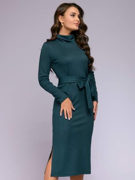 Женское платье 1001dress 0122001-01715GN, зеленый