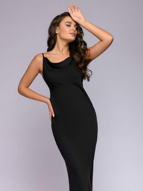 Женское платье 1001dress 0122001-01754BK, черный