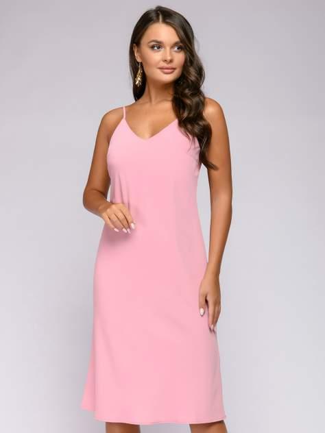 Женское платье 1001dress 0122001-01846SP, розовый