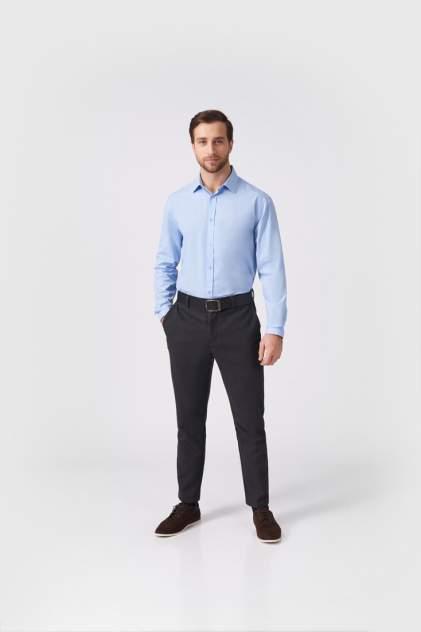 Рубашка мужская Modis M202M00012O505M04 голубая 50
