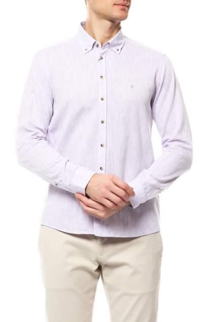 Рубашка мужская Cacharel G051GL0040CAHAR фиолетовая 38