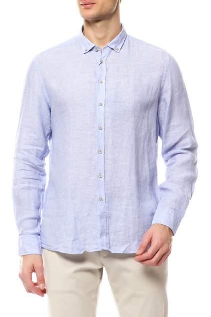 Рубашка мужская Cacharel G051SZ0040MARCO голубая 44