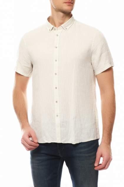 Рубашка мужская Cacharel G051Sz0040Marcos бежевая 42