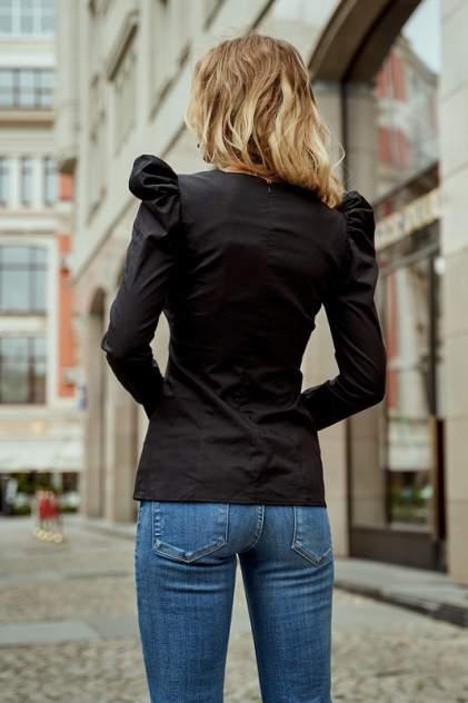 Блуза женская AVEMOD AV 961 черная 42