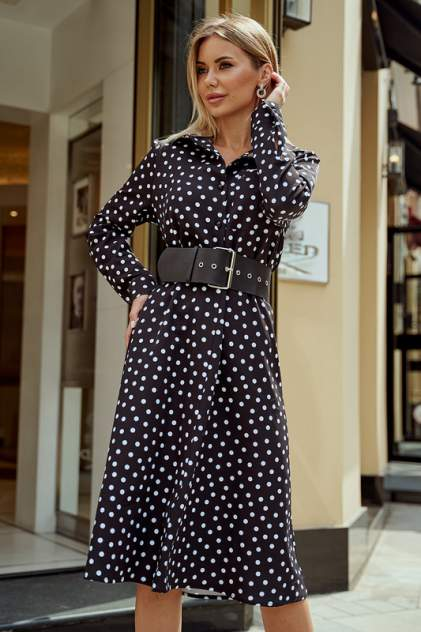Женское платье AVEMOD AV 979, черный
