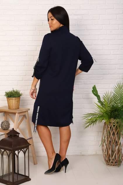 Женское платье Миллена Шарм 31550, синий