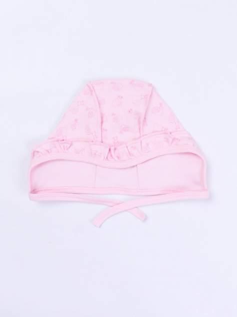 Чепчик детский КотМарКот, цв. розовый