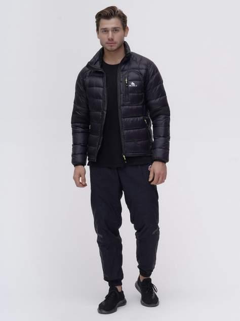Куртка мужская VALIANLY 92102Ch черная 46 RU