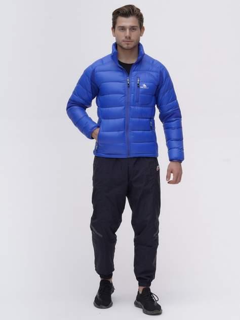 Куртка мужская VALIANLY 92102S синяя 46 RU