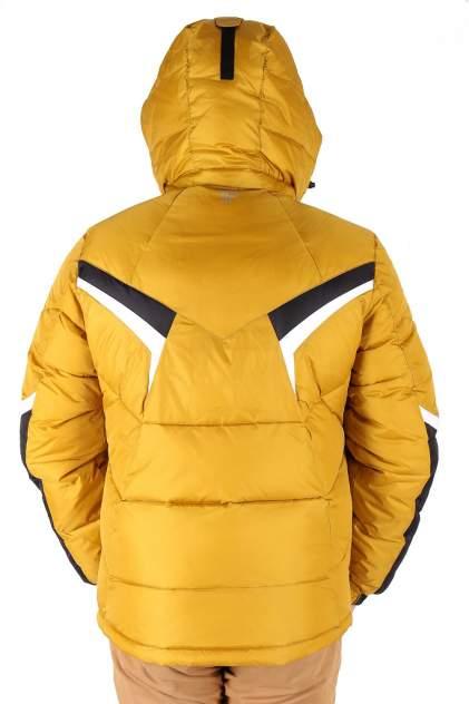 Куртка мужская THINK PACE 9440G желтая 46 RU