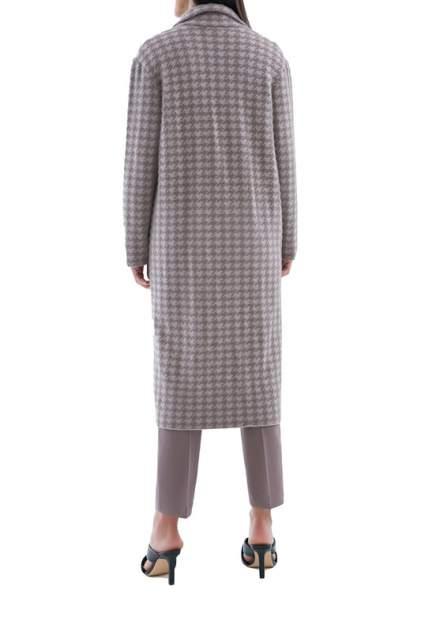 Пальто женское ZARINA 328608810 коричневое XS