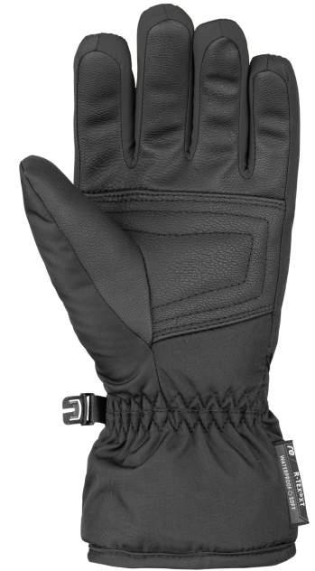 Перчатки Горнолыжные Reusch 2020-21 Bennet R-Tex Xt Black/Black Melange/Fire Red Inch 3