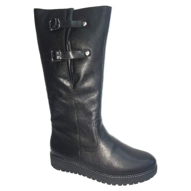 Сапоги женские REMONTE R3075-01 черные 42 RU