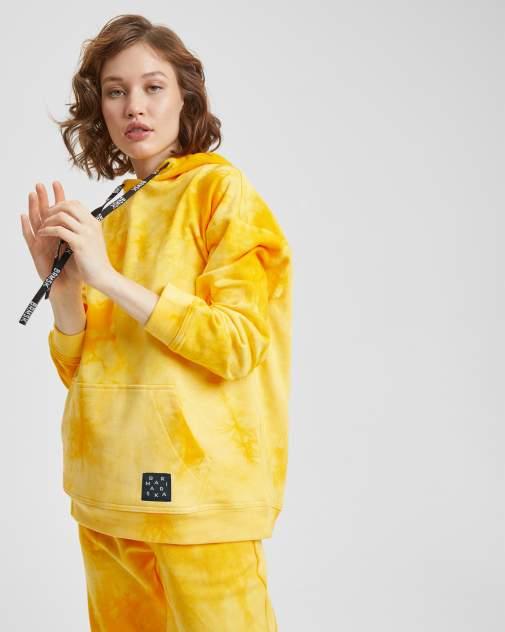 Худи BARMARISKA ХЖ-Б0243, желтый