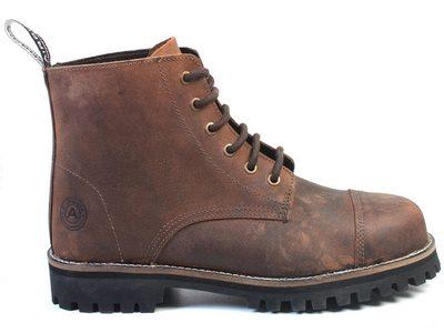Мужские ботинки Airbox 136434, коричневый