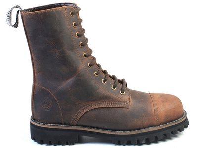 Мужские ботинки Airbox 136435, коричневый