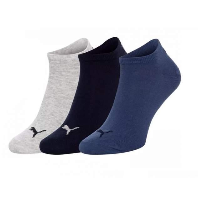 Набор носков PUMA Unisex Sneaker Plain 3P