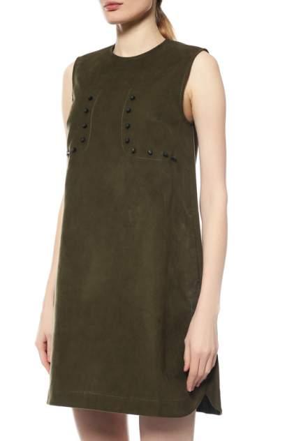 Платье женское SPORTMAX 29-SP22261179 зеленое 46