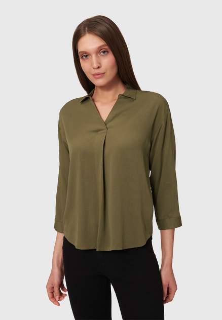 Женская блуза Modis M211W00069O763, хаки
