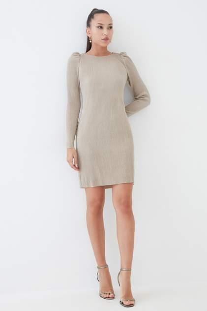 Женское платье ZARINA 0422505505, бежевый