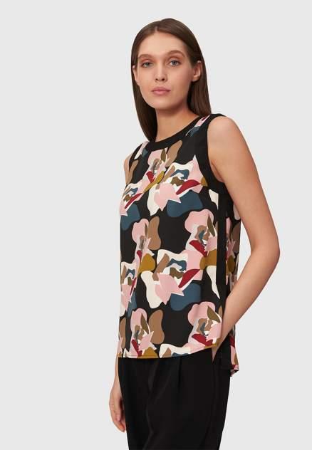 Блуза женская Modis M202W00001S642 черная 48