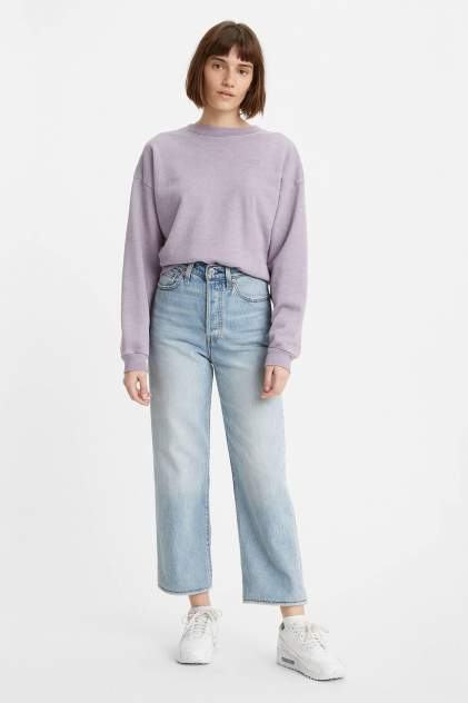 Женские джинсы  Levi's 72693, голубой