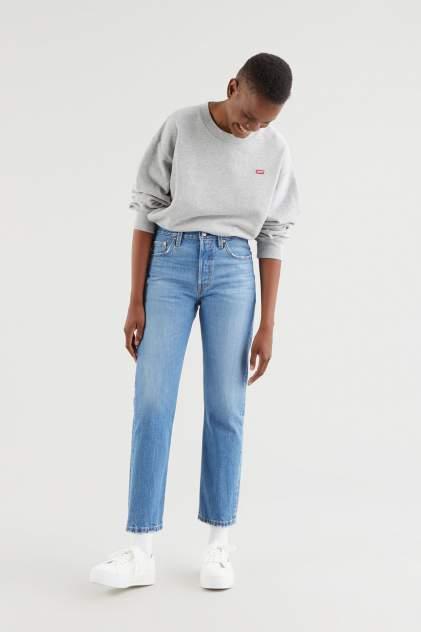 Женские джинсы  Levi's 36200, голубой